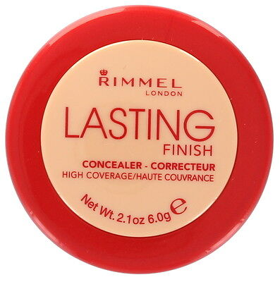 Rimmel Lasting Finish High Coverage Concealer 6g-030 Warm Beige