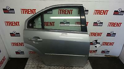 2005 FORD MONDEO 5 Door Hatchback Silver O/S Drivers Right Rear Door