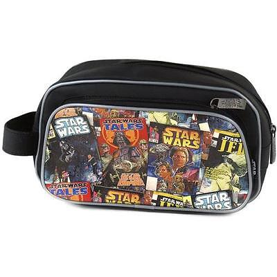Star Wars - Comic Covers Wash Bag / Toiletries - New & Official Disney Lucasfilm