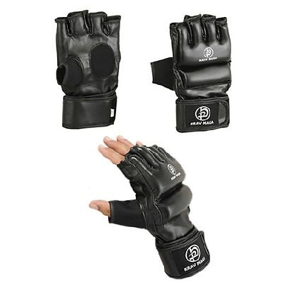 Krav Maga Black Grappling & Striking Gloves