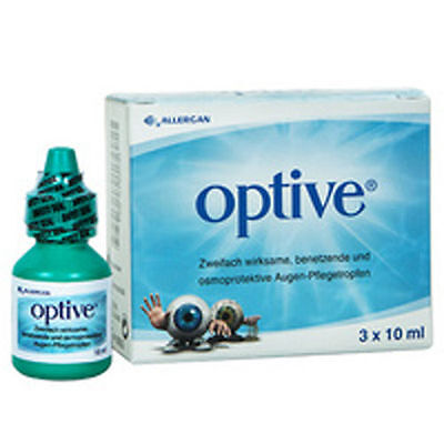 Optive 3x10 ml