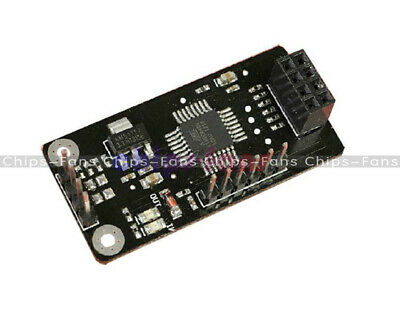 1/2/5/10 xATMEGA48+NRF24L01+ Wireless Shield Module SPI to IIC I2C TWI Interface