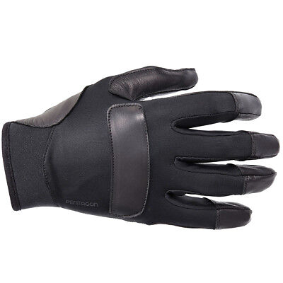 Pentagon Chironax Gloves Security Police Army Police Touch Response Wear Black