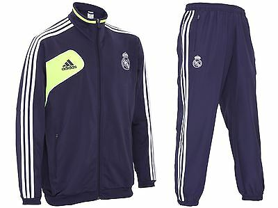 adidas Real Madrid Presentation Suit Tracksuit W40546~Mens~Football~Sale~Soccer