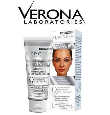 WHITENING SERUM VERONA PROVI WHITE Dark spots,Pigmentation,Brightens 50 ml