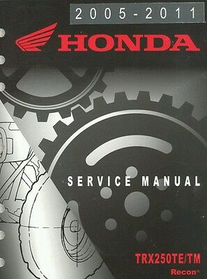 1981 honda xr250r service manual