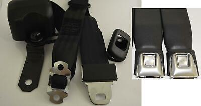 Morris Classic 3 Point Shoulder Front Seat Belt 66-67 Nova with Bucket Seat