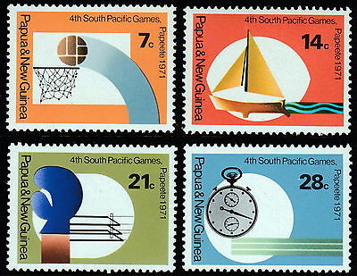Papua New Guinea 1971 South Pacific Games
