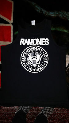 Ramones- Tank Top shirt, Mens XL