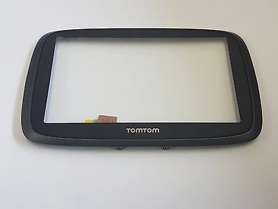TomTom Go 500,Touch Screen Digitizer Glass With Frame Replacement Part