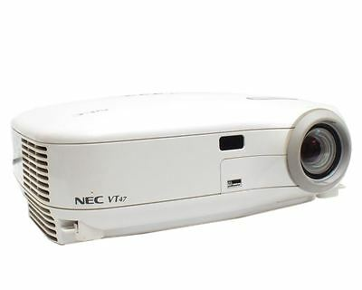 NEC VT47 3 LCD 1500 ANSI Portable Home Cinema Projector [2]