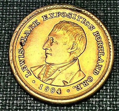 1904 Lewis and Clark $1 Gold Commemorative  **Cheap**