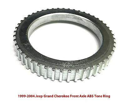 New Front Cv Axle Abs Tone Ring Fits 1999 2004 Jeep Grand Cherokee All Models