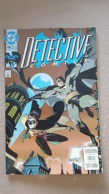 Detective Comics #648 (1937 1st Series) VF-NM - 1st appearence Spoiler