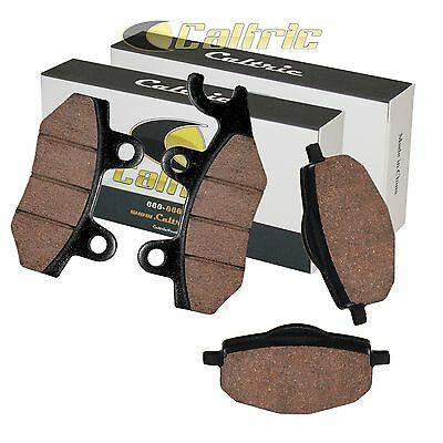Front Rear Brake Pads Fit Yamaha Tzm50R Tzm50R 1994-1997