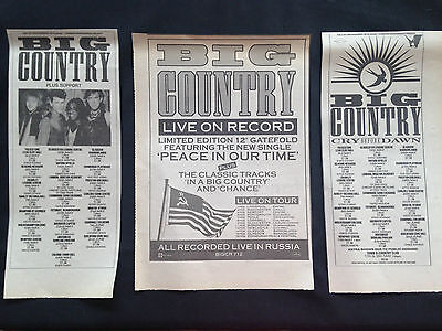 Big Country # Various Original Clipping Pack # Ref 17