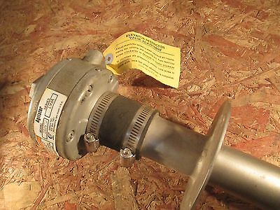 "Graco Air Agitator 222698 L 99A Ss 3/4 Hp  Mixer 31"" Shaft 5"" 3 Blade Propeller"