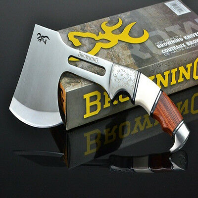 Browning Axe Hatchet For Camping Hunting Survival
