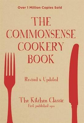 NEW The Commonsense Cookery Book By Cookery Teachers Association Paperback