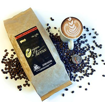 ORIGEN DE TIERRA Colombian Coffee Bean - 1KG