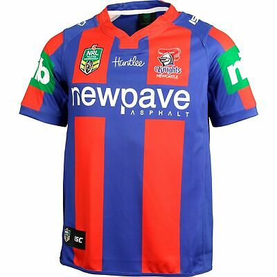Newcastle Knights 2016 NRL Home Jersey Adults & Kids Sizes Available BNWT