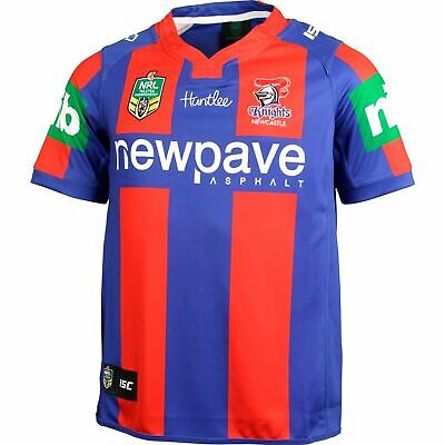 Newcastle Knights NRL Home Jersey Adults, Kids & Toddler Available BNWT
