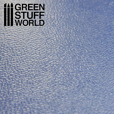 Calm Water Sheet - Rippled Water Effect - Basing Scenery Miniature Diorama