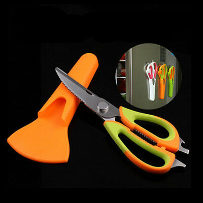 Professional  Poultry  Multi Function Kitchen  New Scissors  Shears Stainless