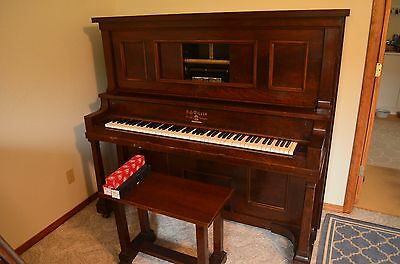 S. W. Miller Player Piano