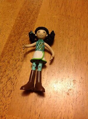 Groovy Girl Mini Oki ~ Bendable Doll ~Discontinued