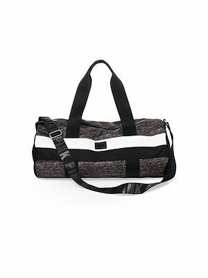 VICTORIA'S SECRET Pink Tote Duffle Bag Carry On Marled Gray,White,Black NWT
