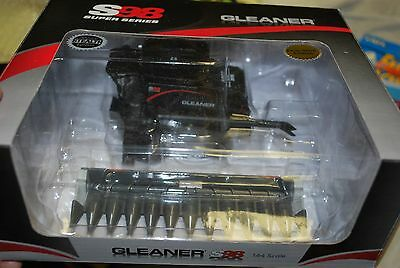 NEW! 1/64 Gleaner S98 Stealth combine, 2016 Fall Farm Show edition, Spec Cast