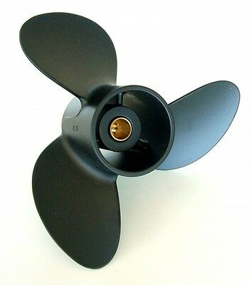 Propeller New Alloy To Suit Johnson Evinrude 40 – 75 Hp Engines (12 1/2 X 13)