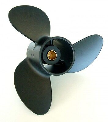 Propeller New Alloy To Suit Johnson Evinrude 90 – 300 Hp Engines (15 X 17)