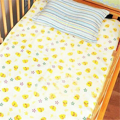 Cotton Baby Kids Urine Mat Infant 3 Sizes Waterproof Bedding Changing Pad