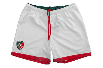 Kooga Leicester Tigers 2016/17 Home Players Rugby Shorts