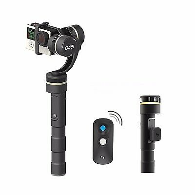 Feiyu FY-G4S 360° Moving 3-Axis Handheld Steady Gimbal for GoPro 3 3+ 4 + Remote