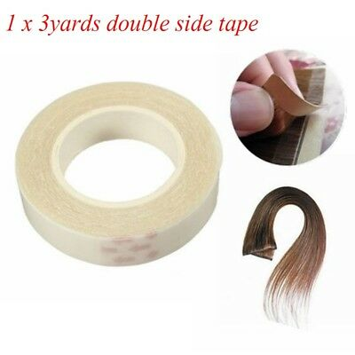 1cm*3m Double-Sided Adhesive Tape for Skin Weft TAPE Hair Extensions