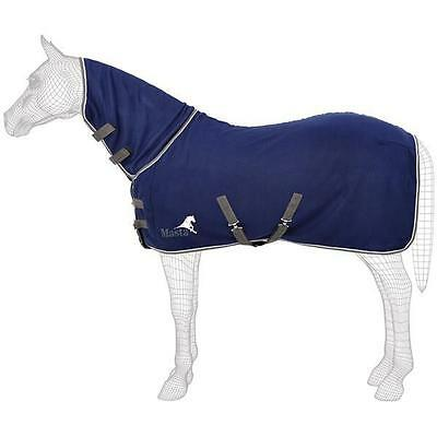 NEW Masta Avante Fleece Cooler Horse Rug With Fixed Neck - Ideal For Travelling