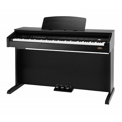 39142 PIANO DIGITAL ELECTRONICO NEGRO MATE Classic Cantabile DP-210 SM