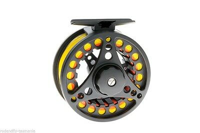 Fly Fishing Reel 1/2/3 Fully Loaded- ,Fly line,Leader
