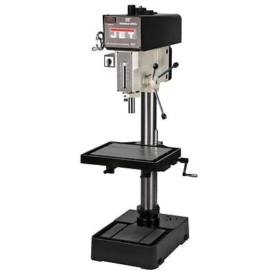 "Scratch & Dent SALE Jet J-2221VS 20"" Variable Speed Drill Press Stock #354221"