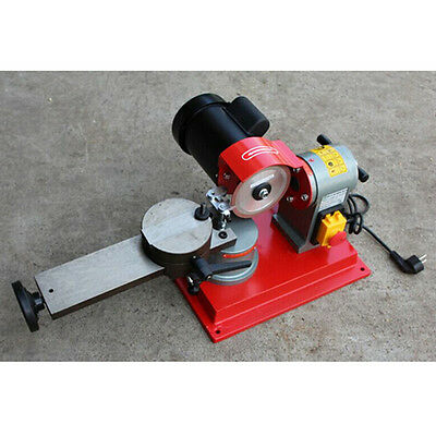 KAY 110V Electric Circular Saw Blade Rotary Angle Mill Sharpener Grinder Machine