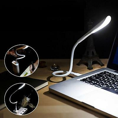 Bright Mini USB LED Light Computer Lamp For Notebook PC Laptop Reading Flexible