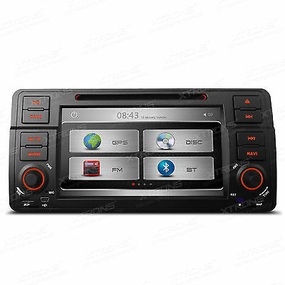 Autoradio DVD CD Player Touchscreen für BMW E46 320 325 3G Canbus navi gps iPod