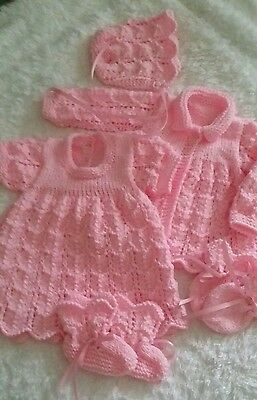 BABY KNITTING PATTERN #19 by Julie Ware