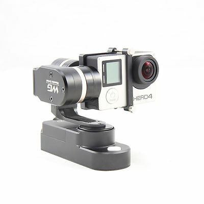 Feiyu FY-WG 3-axis Wearable Gimbal Stabilizer Gopro Hero 3 3+ 4 LCD Touch BacPac