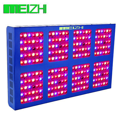 MEIZHI 1200W LED Grow Light Wachsen Licht Indoor Reflektor VEG BLOOM Für pflanze