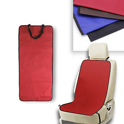 Oxford Pet Dog Waterproof Protector Mat Blanket Travel Cat Car Front Seat Cover