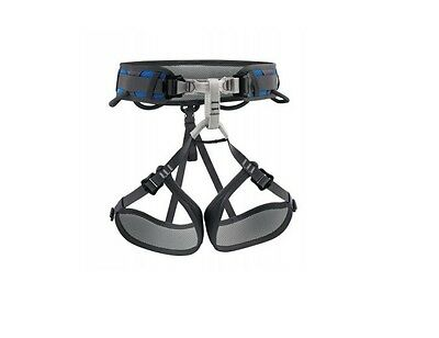 Petzl Corax Adjustable Climbing Sit Harness [Sizes 1-2] Rock Mountaineering Kit